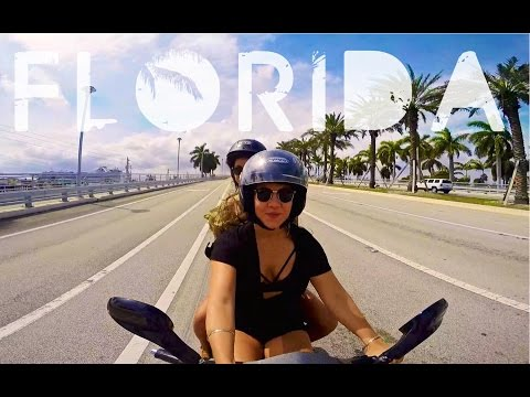 Travelling the Floridan Coast: Fort Lauderdale, Miami, Key West 2016