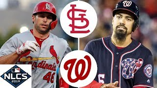 St. Louis Cardinals vs. Washington Nationals Highlights | NLCS Game 4 (2019)