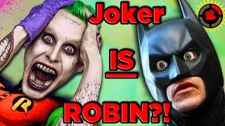 film theory is suicide squads joker actually batmans boy wonder