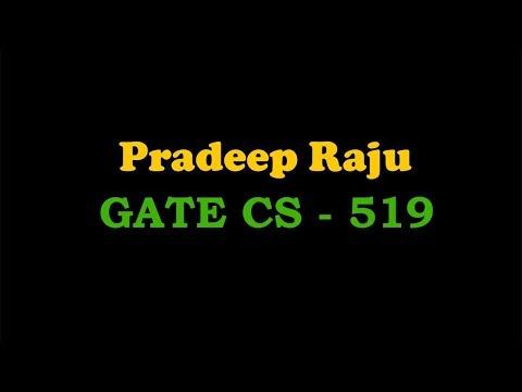 92 Pradeep Raju AIR 519