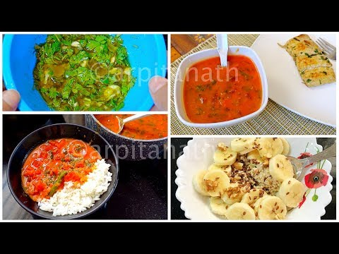 EXTREME WEIGHT LOSS FULL DAY MEAL PLAN / Lose 6 kgs in 1 Month