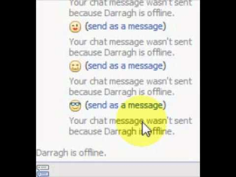 Facebook chat smileys tutorial!