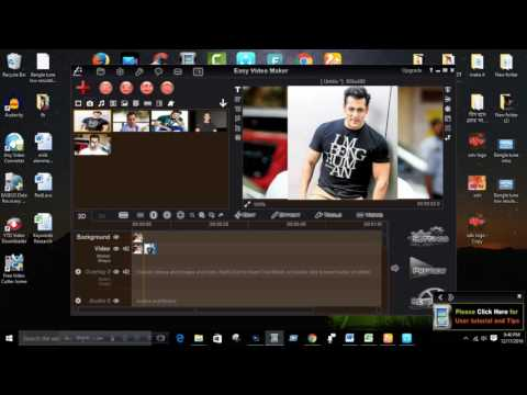 How to make a video with easy video maker