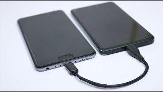 3 Awesome Life Hacks with USB OTG