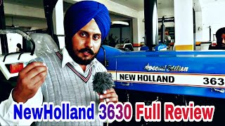 New Holland 3630 special edition in depth Review By Gurpreet Dhaliwal and Jagroop Singh from NH