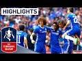 Chelsea 4 2 Tottenham Hotspur Emirates FA Cup 201617 Semi Final Official Highlights
