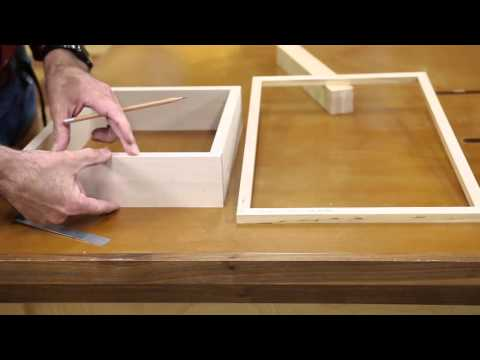 The Down to Earth Woodworker - Quick Cabinet Drawers