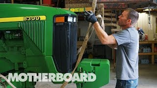 Tractor Hacking: The Farmers Breaking Big Tech