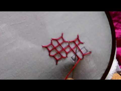 9.Sindhi embroidery ,sindhi tanka,kutch work,gujrati stitch.