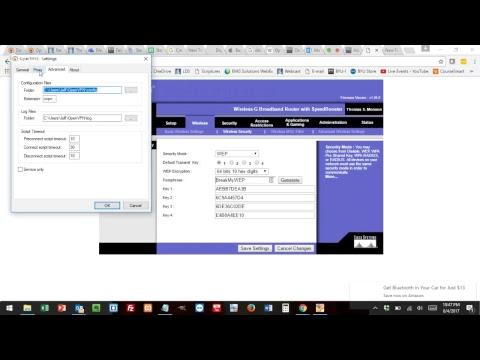 CIT270 - WEP & VPN