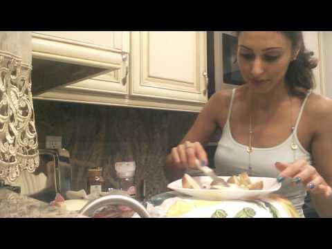 How to season a red boiled potato