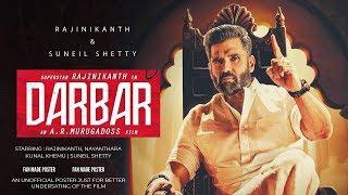 DARBAR Movie 2019 | Starring | Rajnikanth | Sunil Shetty