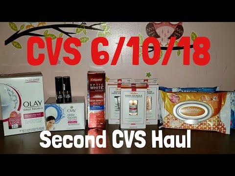 MORE AMAZING DEALS!! | CVS Couponing Haul week 6/10/18
