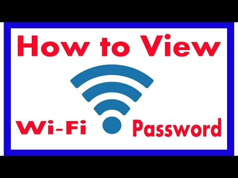 How to View Your Wifi Password in Windows 10/8.1/8/7
