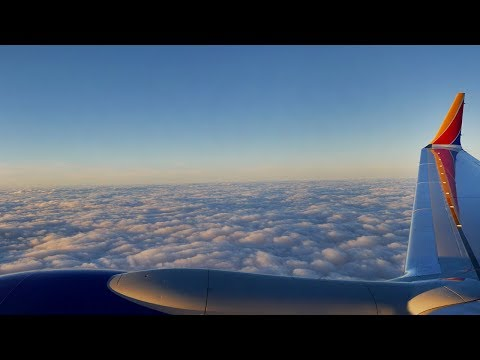 Southwest Airlines 737-MAX8 Philadelphia to Atlanta