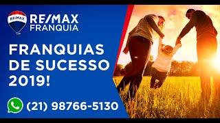 Franquias De Sucesso Rj - Re/max - Whatsapp: 21 98766-5130