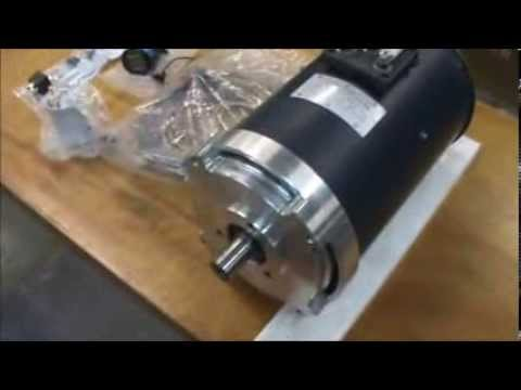 My Civic EV Electric Car Project Part 3 Our AC-50 Electric Motor Kit