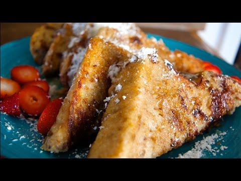 Vegan French Toast | Easy and Delicious