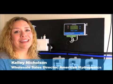 How to Set Up IntelliClimate Grow Room Climate Controller | American Hydroponics