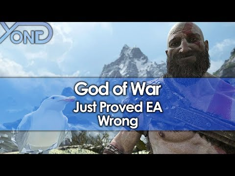 God of War Just Proved EA Wrong