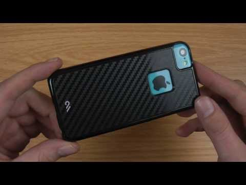 Case Mate Barely There iPhone 5C Carbon Fibre Case Review