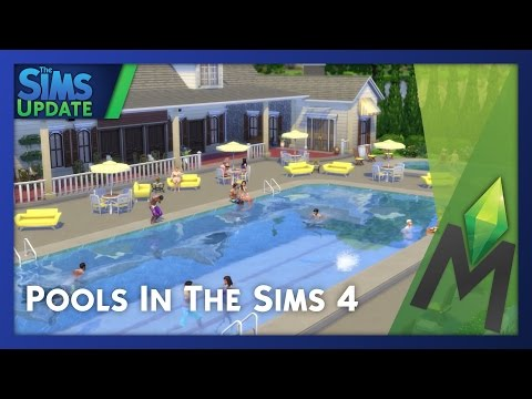 The Sims 4 Pools! - Building Tips and Tricks