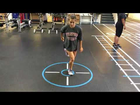 Lower Body Stability/Strength: Single Leg Exercises to Increase Reaction Time, Speed & Power