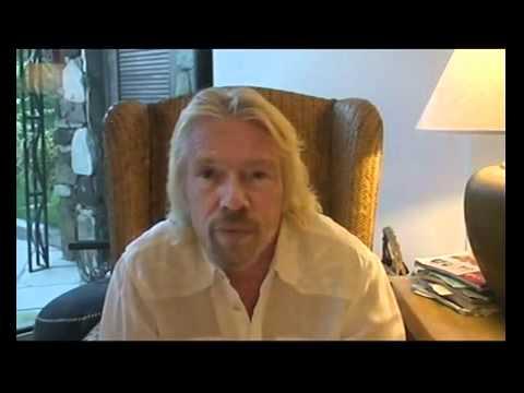 Richard Branson- How to Change the World