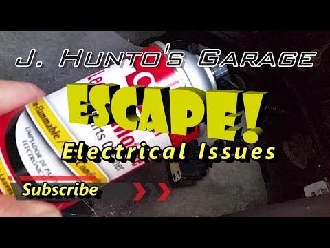 Quick Fix: Escape Seat Switch In-Op