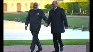 When Putin Met Modi: Celebrating 70 years of India - Russia diplomatic relations