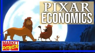 How Pixar Helped Create The Lion King