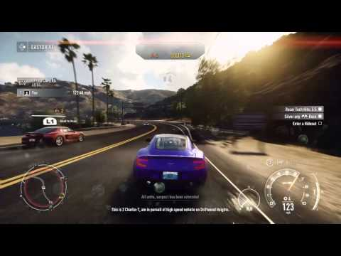 Need for Speed Rivals- Unlocking the Ford Mustang Shelby in the NFS Movie