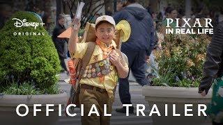 Pixar IRL – Official Trailer | Disney+ | Start Streaming Nov. 12