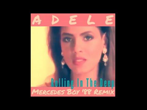 Adele - Rolling In The Deep (Mercedes Boy '88 Remix) @InitialTalk