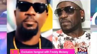 Exclusive hangout with Freddy Meiway - Let