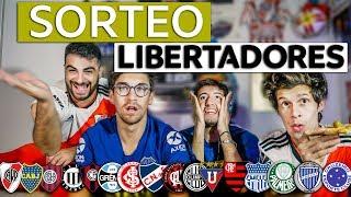 REACCIONES a SORTEO de la Copa LIBERTADORES 2019