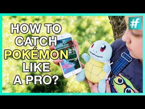 How to Catch Pokémon like a Pro? - #RannaAdhikari