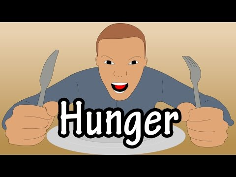 Hunger - What Is Hunger? (Biologically) - What Is Leptin - What Is Ghrelin - Why Do We Get Hungry