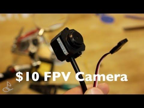 DIY: $10 FPV Camera
