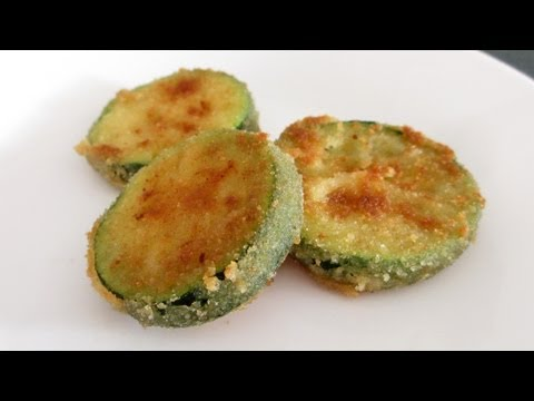 Summer Recipe: Fried Zucchini