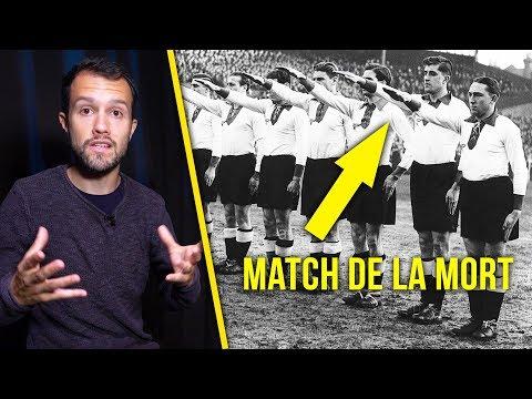 LE MATCH DE LA MORT (Football en 1942) - HDG #8