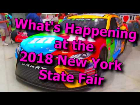 What's Happening! At The 2018 New York State Fair Wrapup