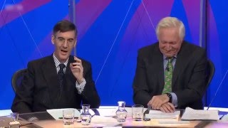 Jacob Rees Mogg pwns David Dimbleby over