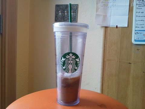 How to make your own espresso coffee shots Starbuck's style lattes at home NO MACHINE cheap!!
