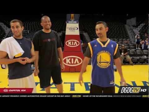 KIA: Fantasy Basketball Event, Oracle Arena