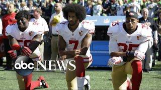Former quarterback Colin Kaepernick files grievance against NFL owners