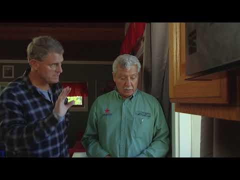 Home Energy Assessment – Air leaks