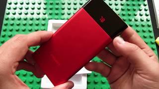Unboxing PISEN TS-D212 ColorPower Pro 10.000 Portable Power Bank