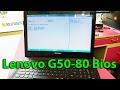 Enter Lenovo G50-80 Bios Setup & Enable USB Legacy Mode - Install Windows 7/8/10