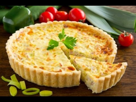 How to make a Quiche - Quiche Recipe -